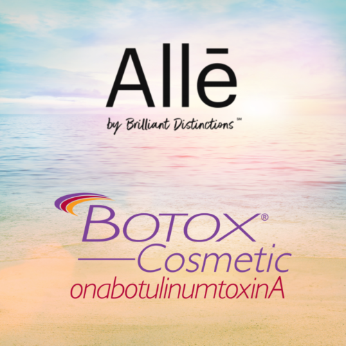 Botox Cosmetic Rewards Program with Alle