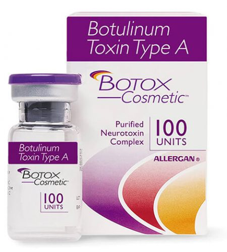 Picture of Actual Botox Product in San Diego
