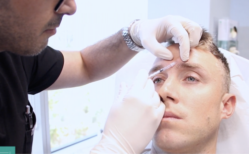 Botox injections in Cosmetic Laser Dermatology in San Diego, CA