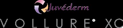 Juvederm Vollure XC Logo in San Diego