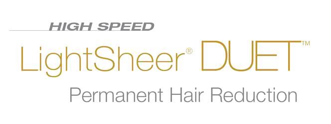 LightSheer Duet Logo in San Diego