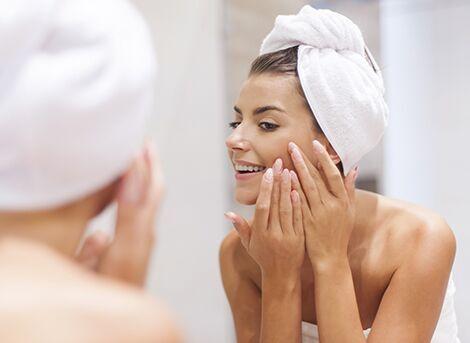 San diego Neck Rejuvenating Skincare