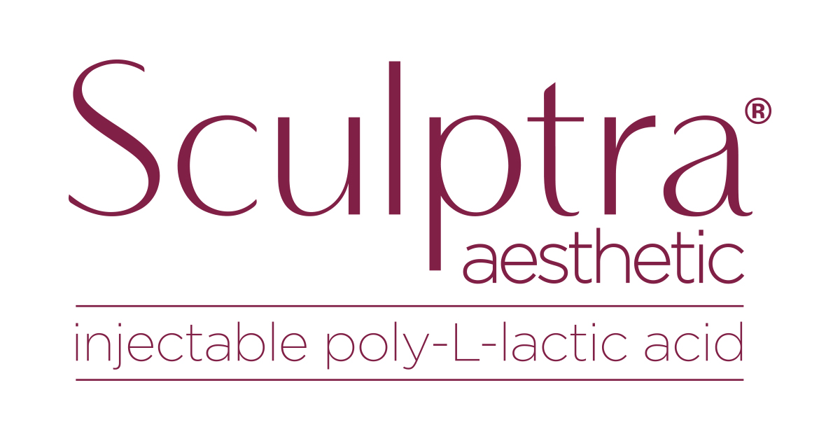 Sculptra Aesthetic Logo in San Diego