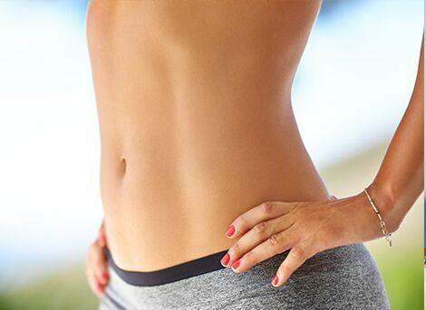 fat removal tummy san diego