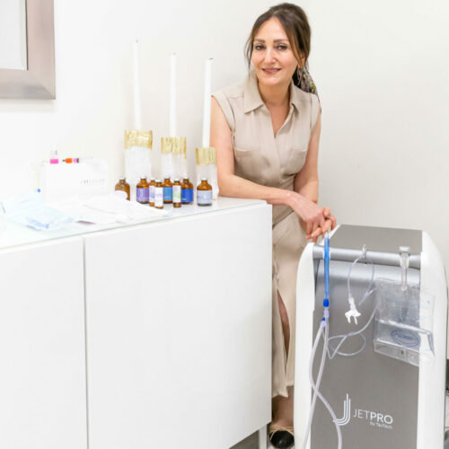 Medical aesthetician from Cosmetic Laser Dermatology in San Diego, CA