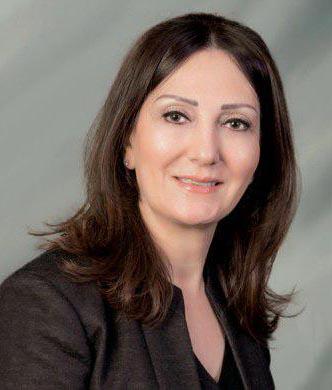 Professional headshot Farzaneh Momeni Salami professional medical aesthetician at Cosmetic Laser Dermatology, San Diego, CA.