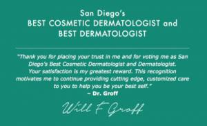 Dr. Groff Best Dermatologist SD