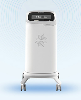 Picture of the CoolTone machine for Cosmetic Laser Dermatology in San Diego