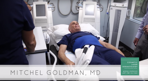 Dr. Mitchel Goldman Demonstrates CoolTone