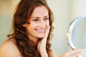 Cheek filler for skin rejuvenation