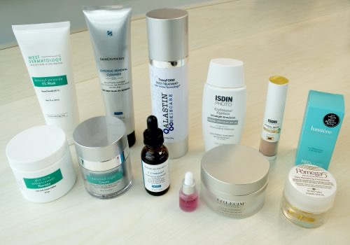 skincare products for the summer in san diego, ca